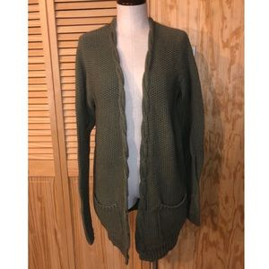 Sweaters - comfy cardigan